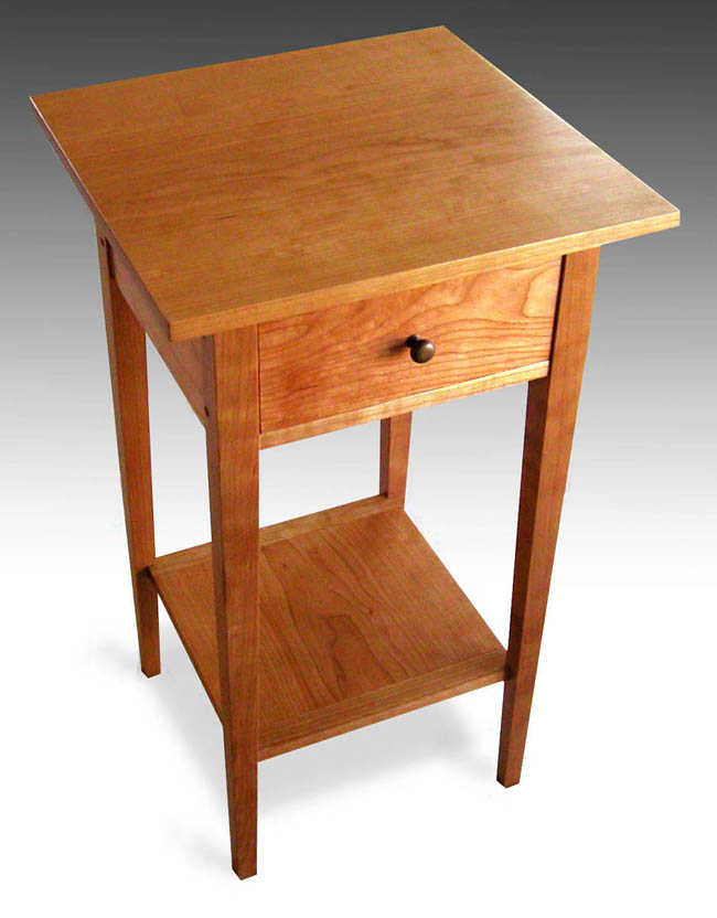 Shaker Furniture To Fit Cherry End Table