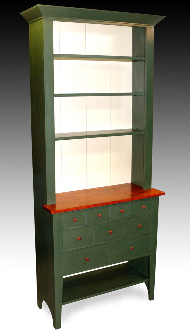 - Shaker Furniture To Fit - Entryway Hutch